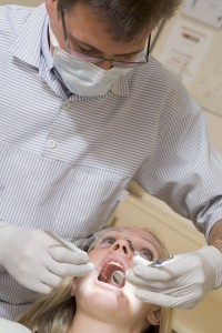 Teeth cleaning in Alpharetta